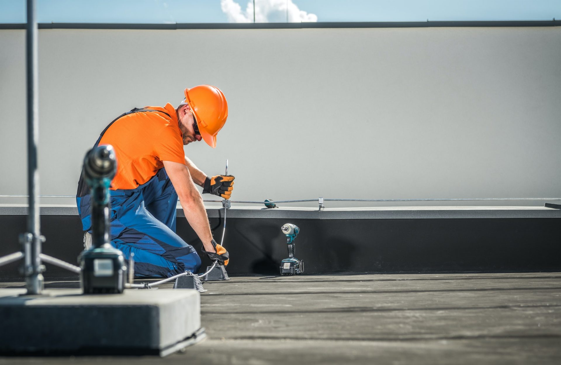 Leaky Commercial Roofs The Horrifying Facts