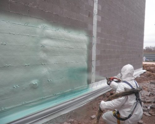 fort-zumwalt-high-school-spray-poleurathane-foam